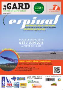 Affiche Espival 2015